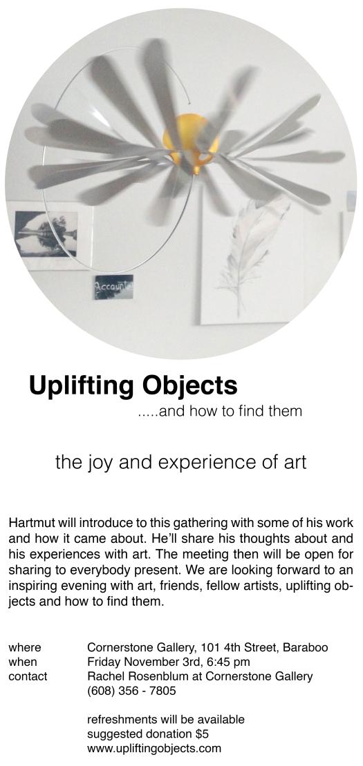 art talk at the cornerstone gallery - invitation - blog.jpg